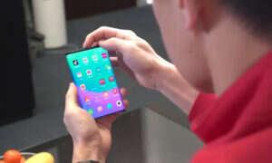 Xiaomi Mi Mix 4 może być składanym smartfonem