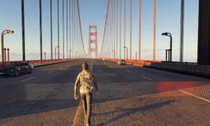 Piękno otwartych światów gier wideo – YouTuber przechadza się po całych mapach