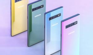 Samsung Galaxy Note 10 z pamięcią UFS 3.0
