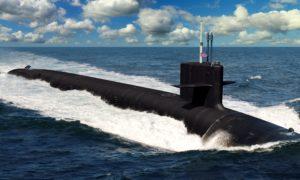 USA rozpoczęło oficjalnie prace nad okrętami podwodnymi Columbia