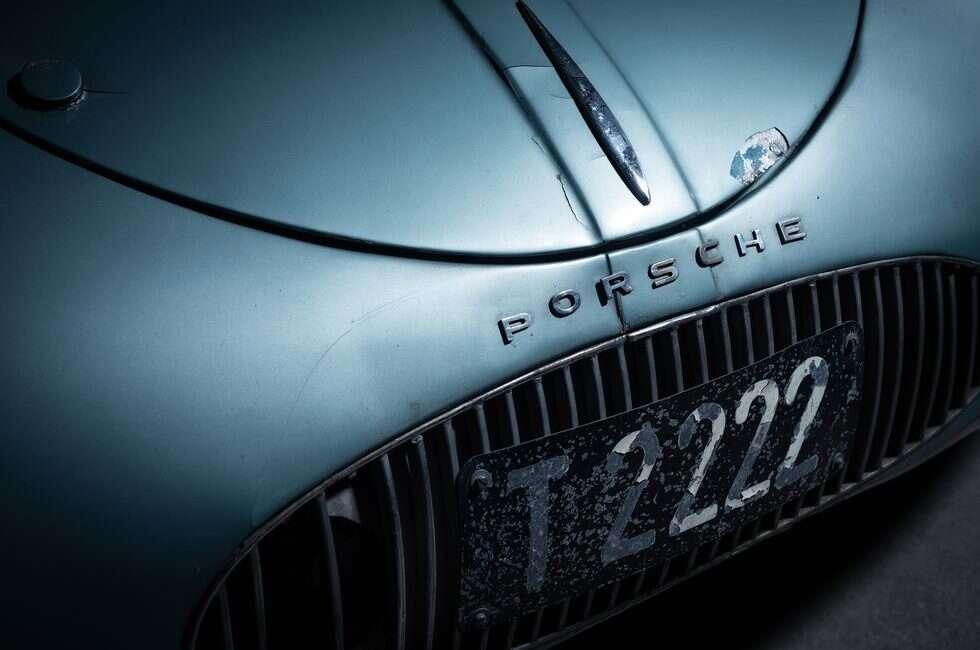 Type 64 #03 to najstarsze na świecie Porsche. Teraz wpadnie na aukcje