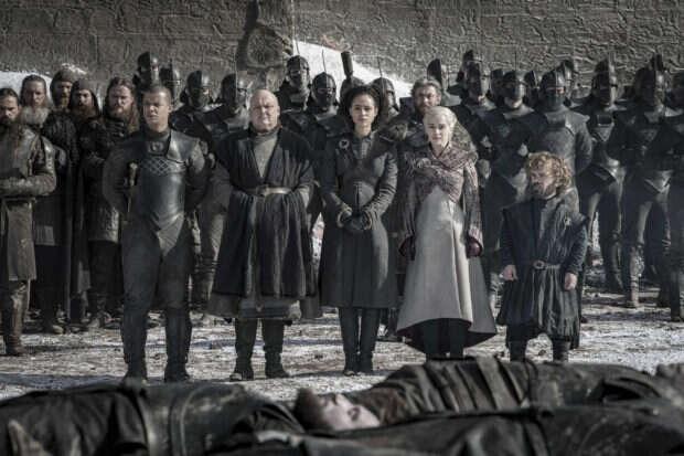 Zdjęcia promujące czwarty odcinek ostatniego sezonu Gry o Tron