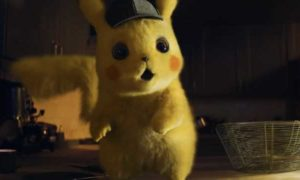 Uroczy Detektyw Pikachu na nowych plakatach