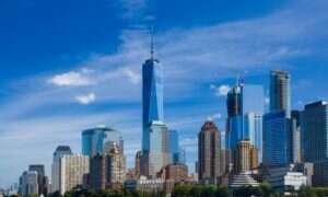 Nowy Jork został zniszczony w ramach symulacji