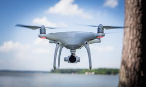 System SI przejmie kontrolę nad dronami w zakazanych miejscach