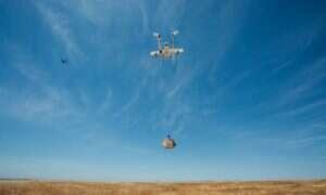 Usługa dostawczych dronów Wing wkrótce w stolicy Finlandii
