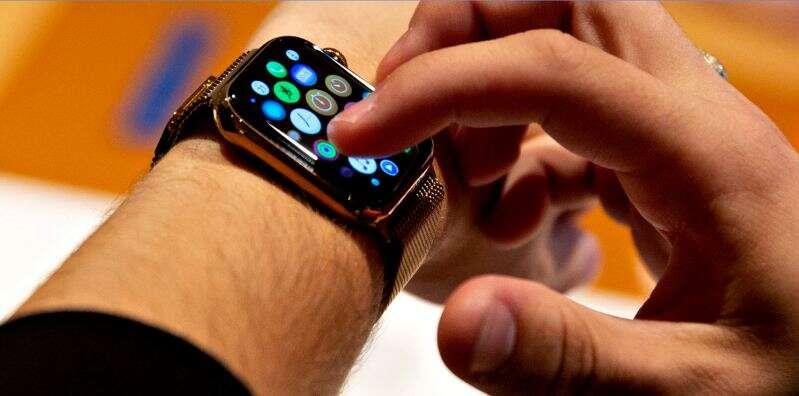 Apple Watch, smartwatch, rynek smartwatchy, smartwatch samsung, Apple Watch udziały