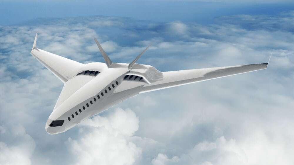 NASA uwierzyła w wodór kriogeniczny do zasilania elektrycznych samolotów