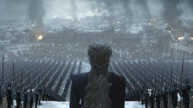 Zdjęcia promujące finałowy odcinek Gry o Tron