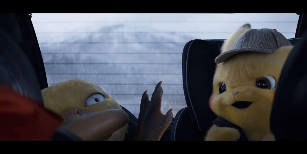 Nowe wideo z Detektywa Pikachu pokazuje zaskakującą umiejętność tytułowego bohatera