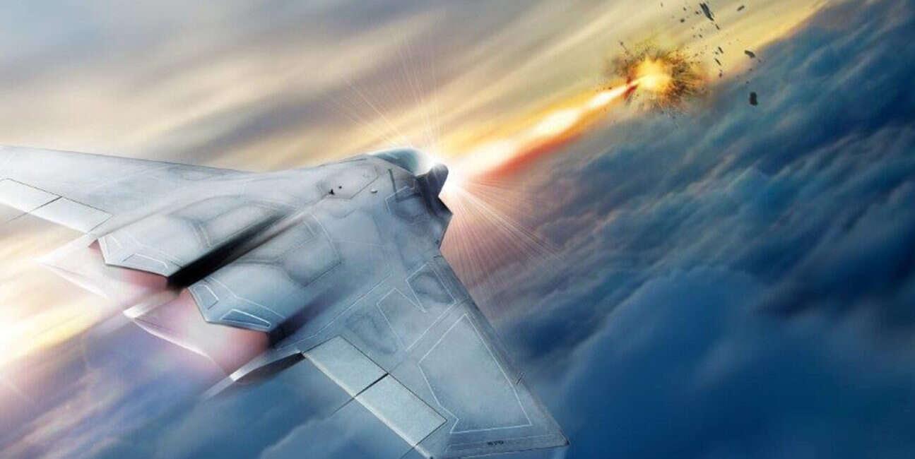 Siły Powietrzne USA przetestowały sposób niszczenia wystrzelonych pocisków laserem