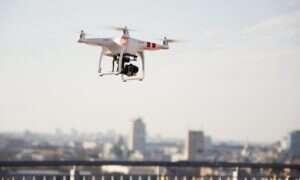 DJI zacznie dodawać do konsumenckich dronów nietypowe czujniki