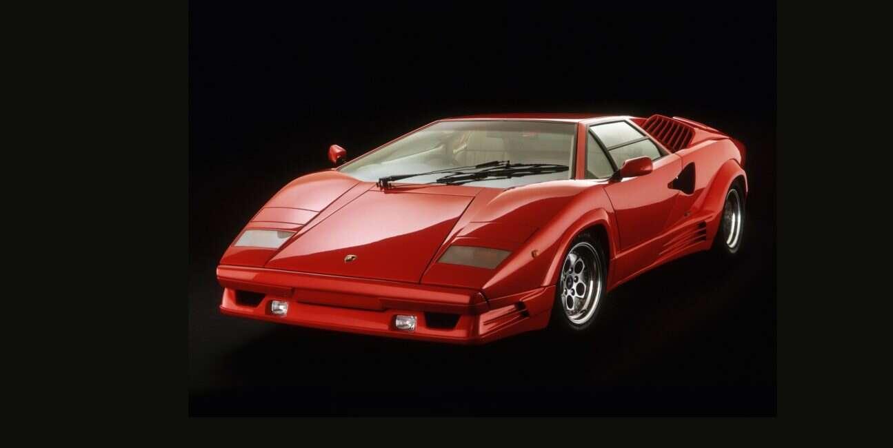 Horacio Pagani zapewnił Lamborghini Countach godne odejście do historii