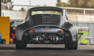 To prawdopodobnie najbardziej ekstremalne Porsche 356 w historii