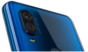 Motorola One Vision wyciekła w prasowych renderach