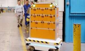 Ford skonstruował autonomicznego robota Survival do zaoszczędzenia czasu pracowników