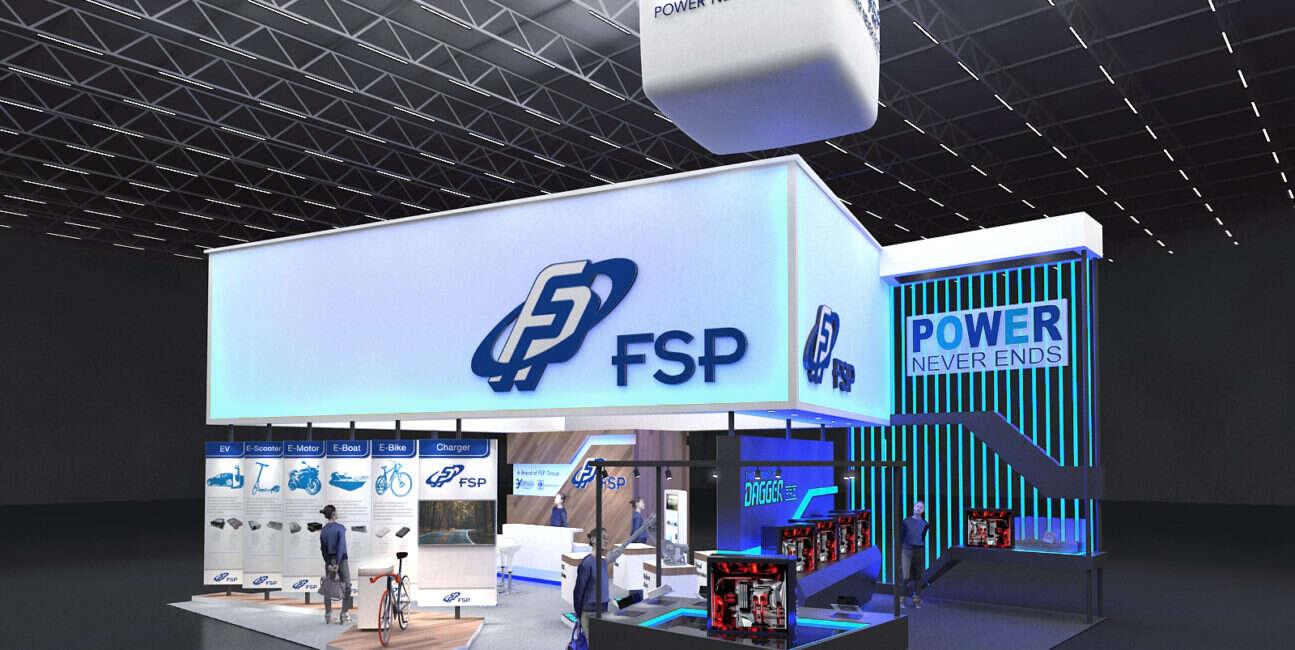 FSP, computex FSP, zasilacz FSP, 5G FSP, aiot FSP, targi FSP,
