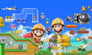 Gra online w Super Mario Maker 2 rozczarowała graczy