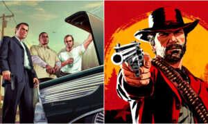 Gry Rockstara sprzedają się jak szalone – GTA 5 i RDR 2 zarabiają miliony
