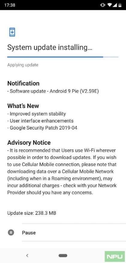 Nokia 8.1, oprogramowanie Nokia 8.1, aktualizacja Nokia 8.1, update Nokia 8.1