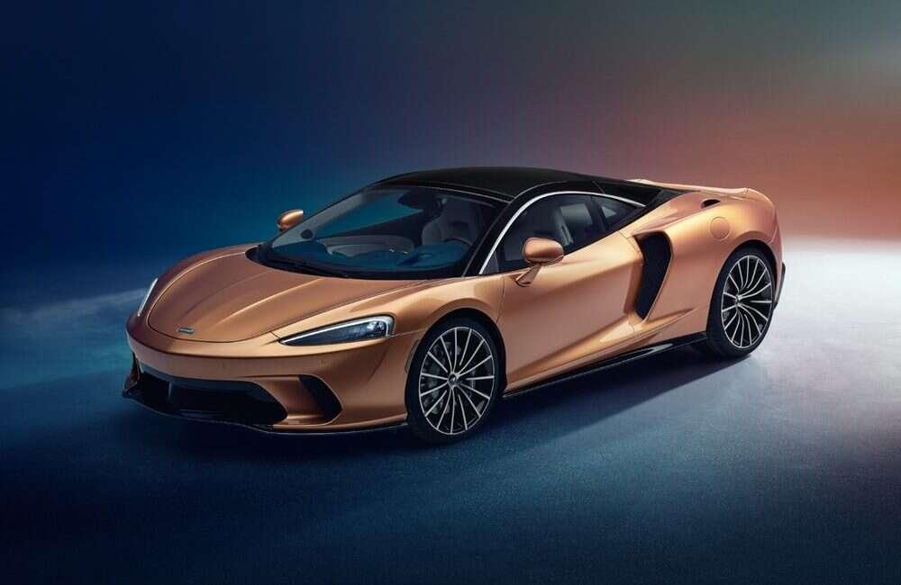 GT Superlight - McLaren idzie w długie trasy