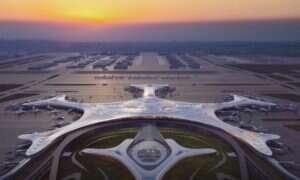 Terminalu Harbin T3 pozazdrościłoby każde lotnisko