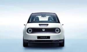 Elektryczna Honda e jest perfekcyjnie wyważona