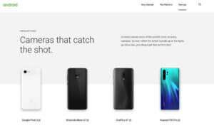 Google usuwa Mate X i P30 Pro ze strony Androida