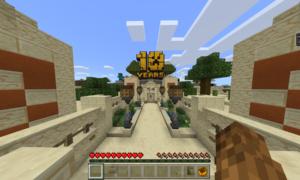 Mapa z okazji 10-lecia Minecrafta zawiera informacje o legendzie Herobrine