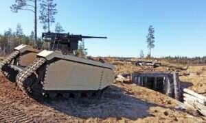 Bojowy robot THeMIS przenosi wojnę na zupełnie nowy poziom