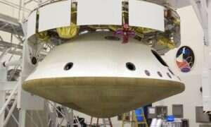 Tarcza cieplna przeszła pomyślnie test, przybliżając NASA do misji na Marsa w 2020 roku