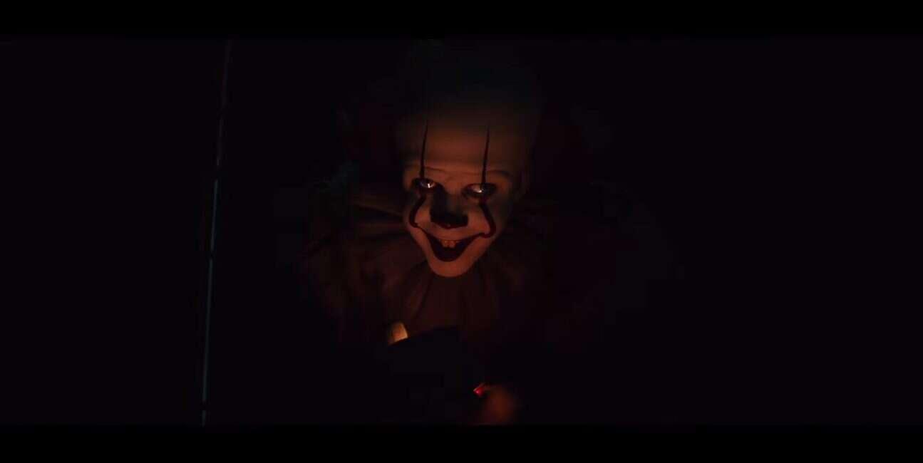 Pierwszy zwiastun To: Rozdział 2. Przerażający klaun powraca