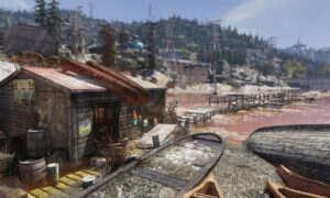 Projekt Raj w Fallout 76 – nowa aktualizacja usprawnia produkcję