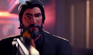 John Wick w Fortnite – Epic nie kryje swojej kopii bohatera