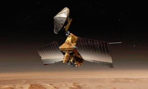 Sonda badająca Marsa pobiła niesamowity rekord