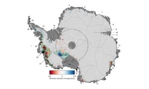 Prawie 25% lodu w zachodniej Antarktyce może się rozpaść