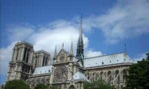 Wokół katedry Notre Dame znajdują się ogromne ilości toksycznego ołowiu