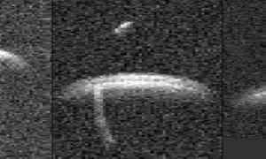 Ziemię minęła asteroida z własnym księżycem