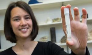 Ta woda morska ma 20 000 lat i pozostała nietknięta od ostatniej epoki lodowcowej
