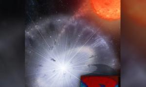 Fragment tego meteorytu jest starszy niż Układ Słoneczny
