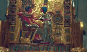 Tutanchamon nosił biżuterię powstałą dzięki meteorytom