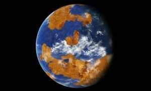 Wenus mogła utracić życie przez własne oceany