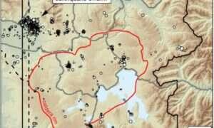Przez Yellowstone po 60 latach przeszły wstrząsy wtórne