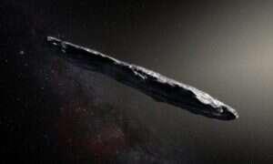 Być może wkrótce uda się wyjaśnić pochodzenia obiektu Oumuamua oraz Planety X