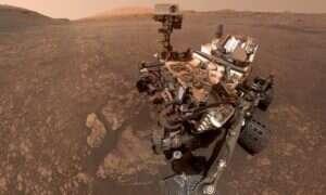 Nowe próbki z Marsa potwierdzają obecność wody w przeszłości