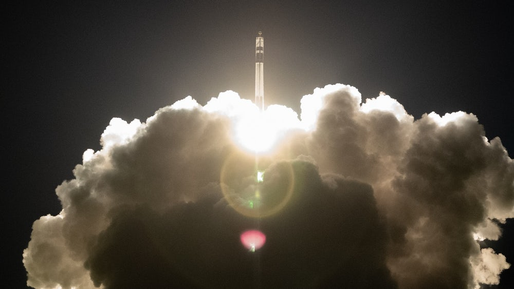 Rocket Lab umieściło zestaw satelitów na orbicie dla wojska USA
