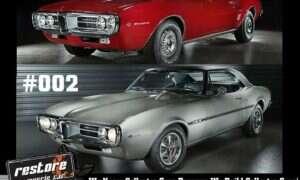 Dwa pierwsze egzemplarze Pontiac Firebird do zgarnięcia