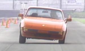 Klasyczne już Porsche 924S zdecydowanie ma swoją osobowość