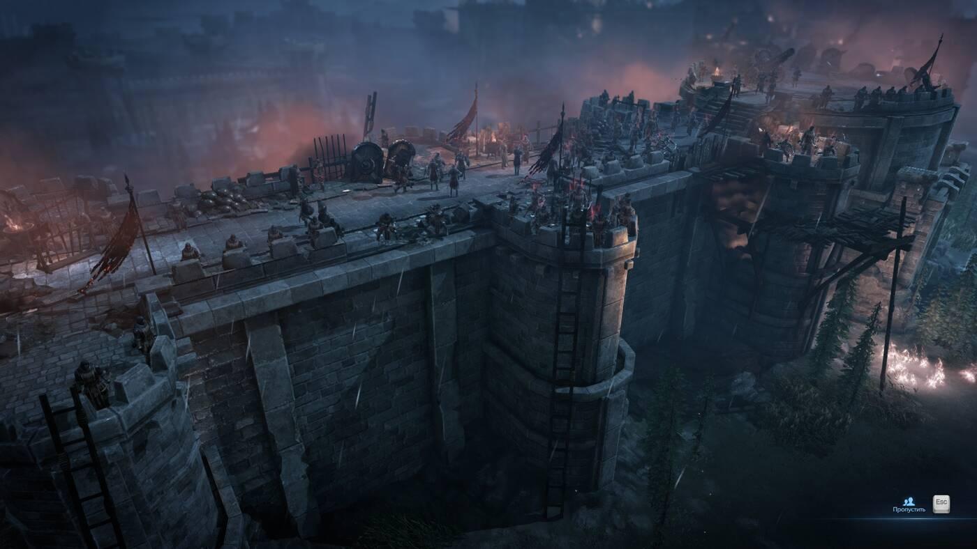 Lost Ark Online siege