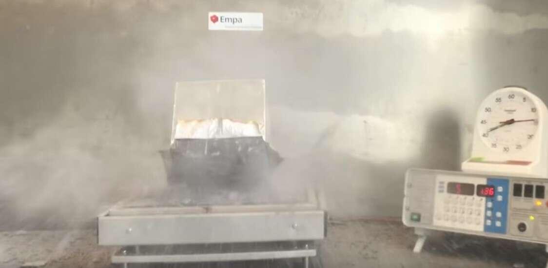 Dlaczego beton wybucha po podgrzaniu? Dokładnej odpowiedzi udziela najnowsze badanie